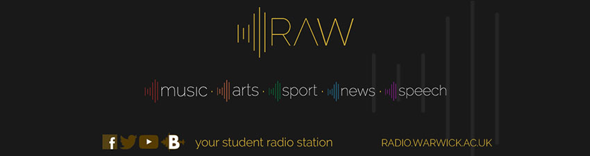 RaW Rebrand Unveil