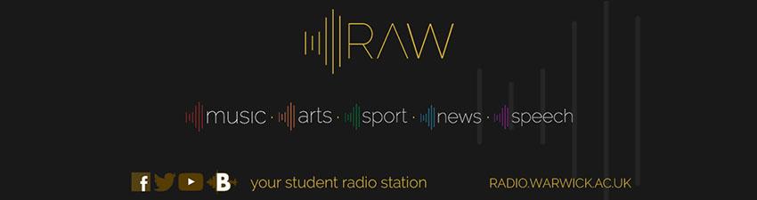 RaW Rebrand Unveil