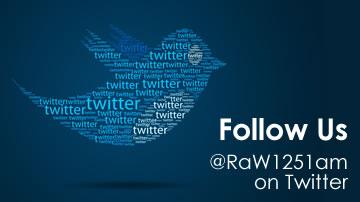 RaW on Twitter